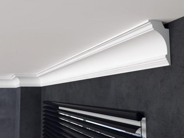 Zierleiste Orac Decor Eckleiste Stuckleiste Profilleiste Stuckdekor Decken Wand Leiste c216
